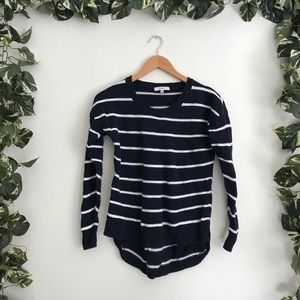 🆕Madewell Stripped Scoop Neck Sweater